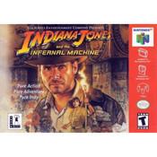 Indiana Jones and the Infernal Machine For Nintendo N64