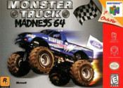 Monster Truck Madness - N64 Game