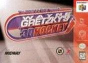 Wayne Gretzky's 3D Hockey - N64 Game