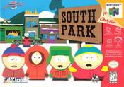 South Park Nintendo 64 N64 video game box art image pic