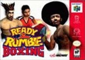 Ready 2 To Rumble Boxing - N64 Game