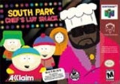 South Park Chef's Luv Shack - N64 Game