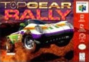 Top Gear Rally - N64 Game