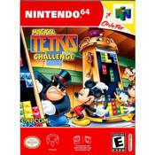 Magical Tetris Challenge Video Game For Nintendo N64