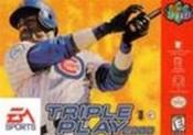 Triple Play 2000 - N64 Game