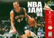 NBA Jam 99 - N64 Game