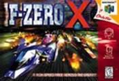 F-Zero X - N64 Game
