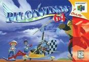 Pilot Wings 64 - N64 Game