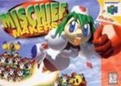 Mischief Makers - N64 Game