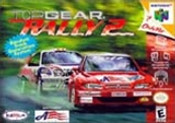 Top Gear Rally 2 - N64 Game