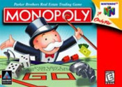 Monopoly 64 - N64 Game