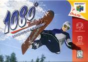 1080 Snowboarding Nintendo 64 N64 video game box art image pic