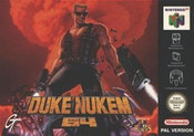 Duke Nukem 64 - N64 Game