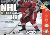 NHL Breakaway 99 - N64 Game