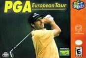 PGA European Tour 64 - N64 Game