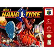 NBA Hang Time Video Game For Nintendo N64