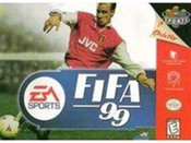 FIFA 99 - N64 Game