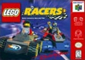 Lego Racers - N64 Game