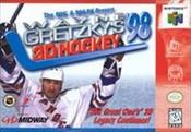 Wayne Gretzky's 3D Hockey '98 - N64 Game