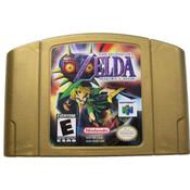 Legend of Zelda Majora's Mask - N64 Game