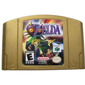 Legend of Zelda Majora's Mask - N64 Game