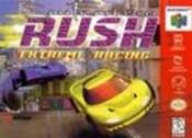 San Francisco Rush Extreme Racing - N64 Game