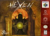 Hexen - N64 Game