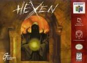 Hexen - N64 Game