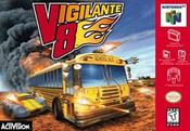 Vigilante 8 - N64 Game