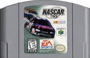 Nascar 99 - N64 Game