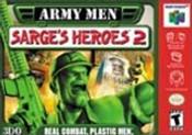 Army Men Sarge's Heroes 2 - N64 Game