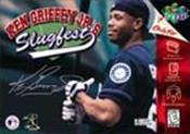 Ken Griffey Jr.'s Slugfest - N64 Game