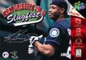 Ken Griffey Jr.'s Slugfest - N64 Game