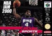 NBA Jam 2000 - N64 Game