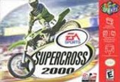 Supercross 2000 - N64 Game