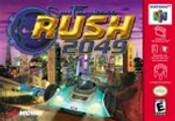 San Francisco Rush 2049 - N64 Game