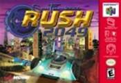 San Francisco Rush 2049 - N64 Game