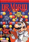 Dr. Mario Nintendo NES game box image pic