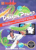 Dragon Power - NES Game