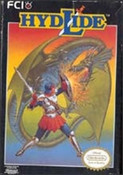 Hydlide - NES Game