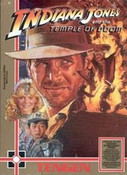 Indiana Jones:Temple of Doom (Tengen) - NES Game