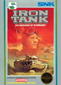 Iron Tank - NES Game