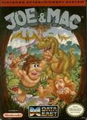 Joe & Mac - NES Game