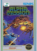Alpha Mission - NES Game