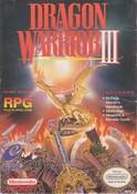 Dragon Warrior III - NES Game