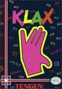 Klax - NES Game