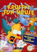 Krusty's Fun House - NES Game