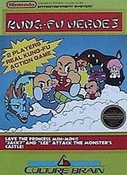 Kung-Fu Heroes - NES Game