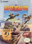 Laser Invasion - NES Game