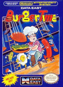 Burgertime - NES Game